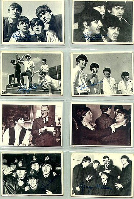 Beatles Cards Two