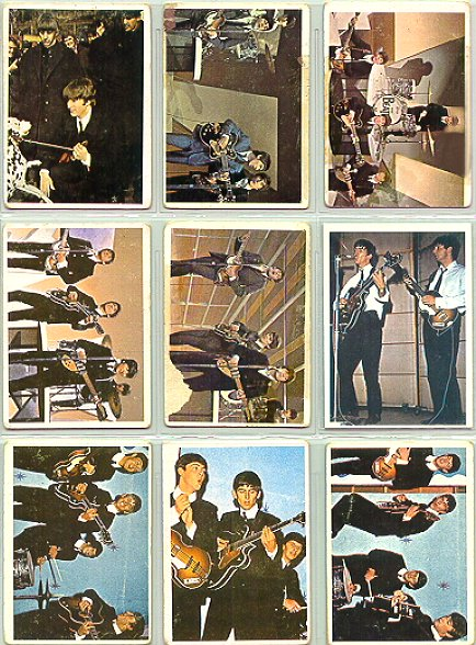 Beatles Cards Eight