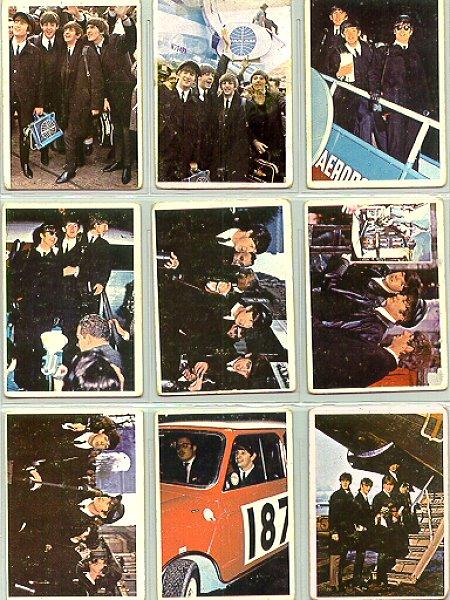 Beatles Cards Ten